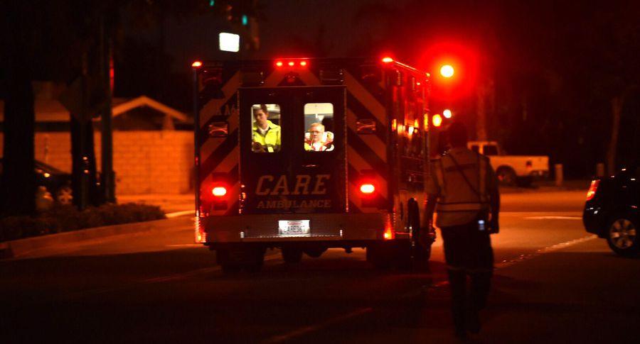 Техасские полицейские отыскали вприцепе грузового автомобиля 8 мертвых и28 живых мигрантов