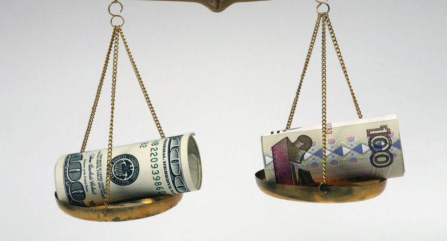 Каким будет курс доллара кконцу недели— Налоговая поддержка